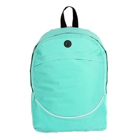 Рюкзак молодежный ACTION 37*29*15, бирюзовый