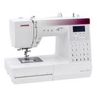Швейная машина Janome Sewist 740DC, 45 Вт, 40 операций, автомат, дисплей, бело-розовая