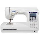 Швейная машина Juki HZL F300, 65 Вт, 340 операций, автомат, дисплей, белая
