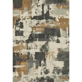 Ковёр прямоугольный Matrix D564, размер 160 х 230 см, цвет cream-gray