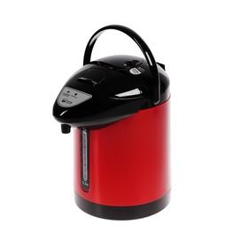 "Термопот HOME ELEMENT HE-TP621, 750 Вт, 2.5 л, цвет ""красный рубин"""