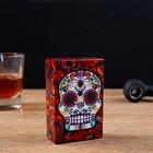 """Cigarette case pack """"Maryada"""", 9.3х6х2.2 cm, mix"""