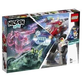 Конструктор Lego «Трюковый грузовик Эль-Фуэго»