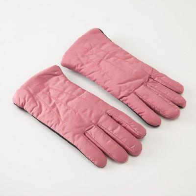 Gloves winter women MINAKU R. 18, color coral
