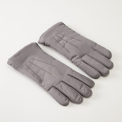 Gloves winter women MINAKU R. 18, color gray