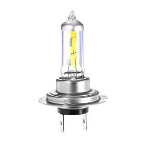 Галогенная лампа Cartage Rainbow H7, 55 Вт +30%, 12 В, набор 2 шт