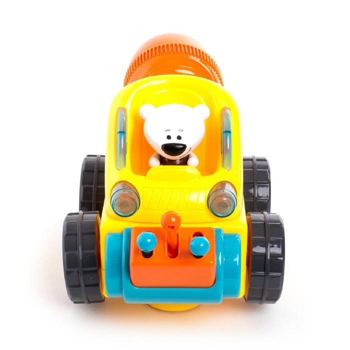 Игровой набор Ми-Ми-Мишки «Тучка бетономешалка», со звуковыми и световыми эффектами