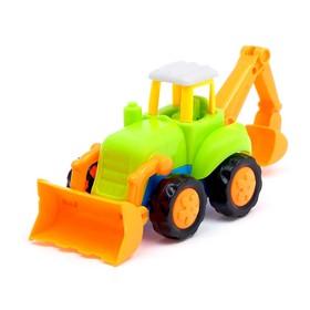 Трактор «Строитель», цвета МИКС