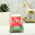 """Блеск детский для губ """"Мяу"""", розовый котик, аромат клубника 12 грамм"""