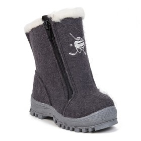 Boots are nursery art. 61271, color gray, size 24