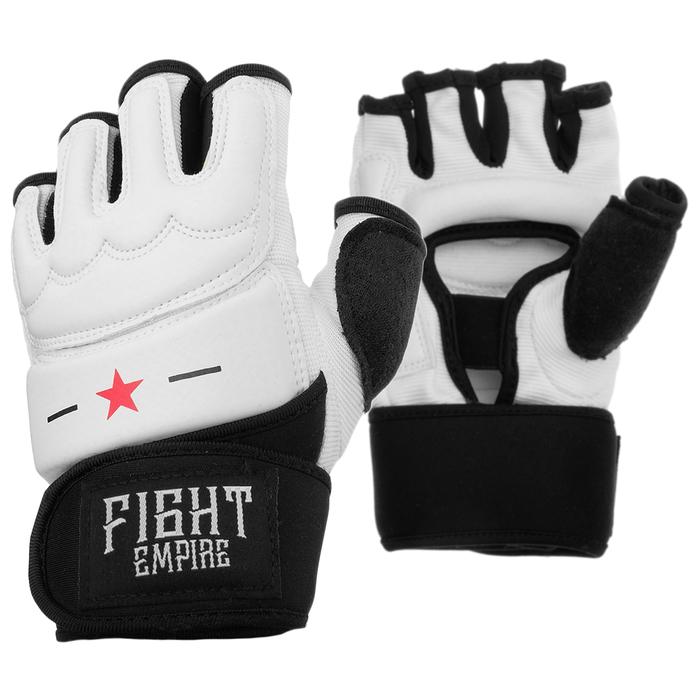 Перчатки для тхэквондо FIGHT EMPIRE, размер M - фото 719489