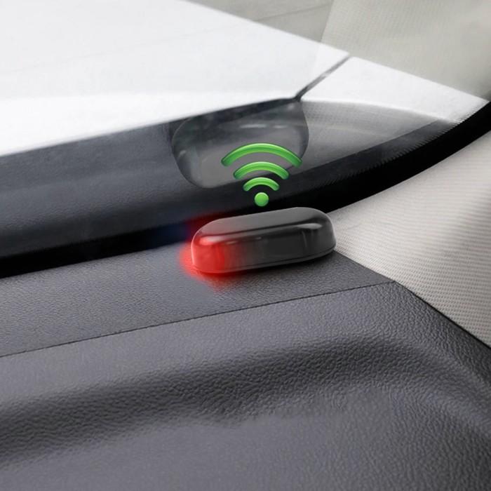 Имитатор автомобильной сигнализации, красный индикатор