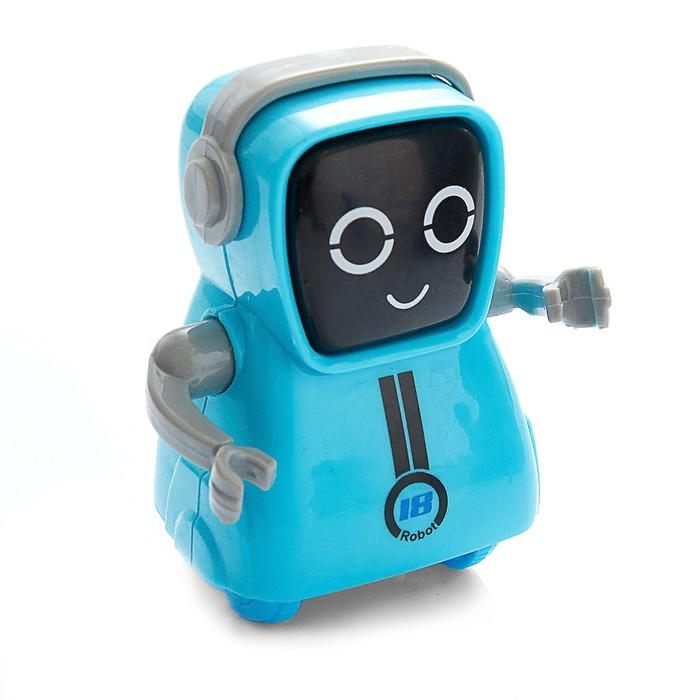 Робот инерционный «Миник», цвета МИКС
