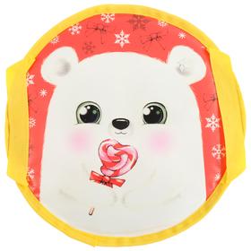 Санки-ледянки Bear, d=35 см Ош