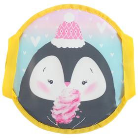 Санки-ледянки «Пингвин», d=35 см Ош