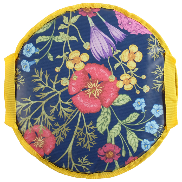 Санки-ледянки «Цветы», d=45 см