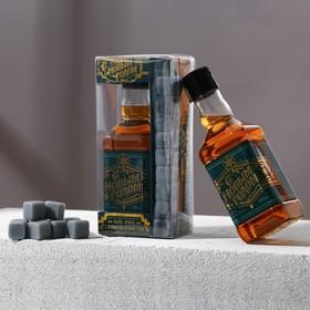 Подарочный набор «С Новым годом!»: гель для душа 250 мл, древесный аромат, мыло-камни