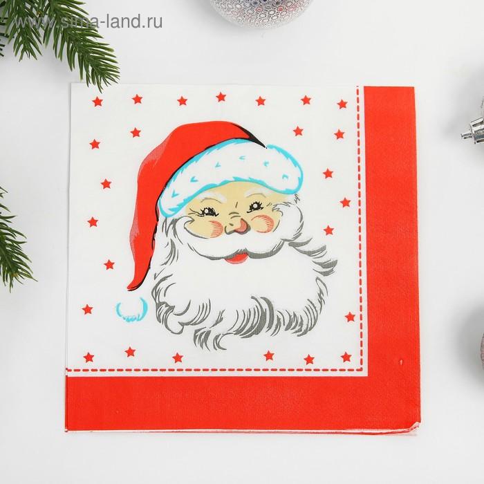 "Paper ""Santa Claus"" set of 20 PCs"