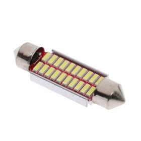 Autolamp led C5W, 39 mm, 12 V, 20 SMD, white light
