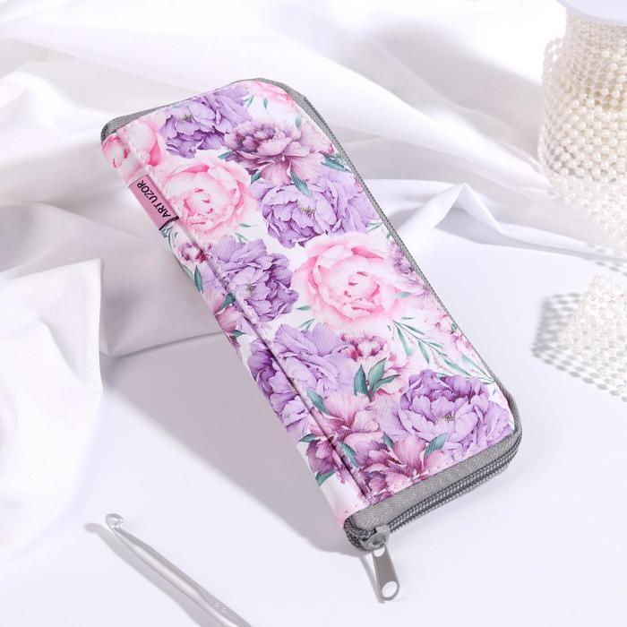 Набор для вязания «Весна», 20 × 8 см, 20 предметов, в пенале