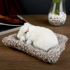 "Fluffy ""the Cat on the cushion"" 7х18х15 cm"