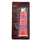 Gasket sealer silicone, YONGLIAN red, 50 g