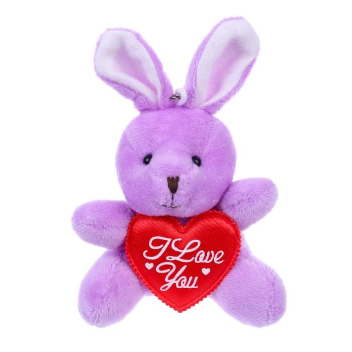 Заяц с сердцем картинки