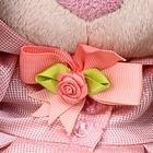 Мягкая игрушка «Зайка Ми в розовом плаще», 18 см - фото 105615952