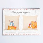 Интерьерные подушки «Настоящие друзья», набор для шитья 21 х 29,7 см