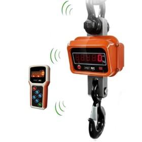 Крановые весы электронные ВЭК-5000, с дублированием показаний на пульт Ош