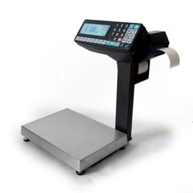 Фасовочные весы-регистраторы с печатью этикеток и чеков МАССА МК-32.2-RP10 Ош