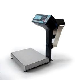 Фасовочные весы-регистраторы с печатью этикеток и чеков МАССА МК-15.2-RP10-1 (с подмоткой ленты)   4 Ош