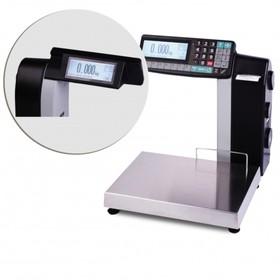 Торговые весы-регистраторы с печатью чеков и этикеток МАССА МК-6.2-R2L10-1 Ош
