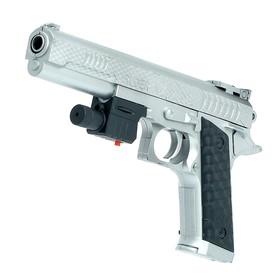 Пистолет пневматический Ruger P.398, с лазером