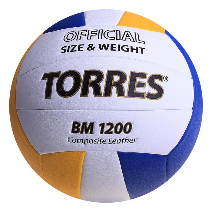 Мяч волейбольный Torres BM1200, V40035, размер 5
