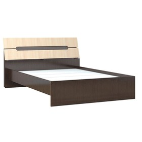 Кровать Гавана 1732x2180x920 венге/дуб молочный