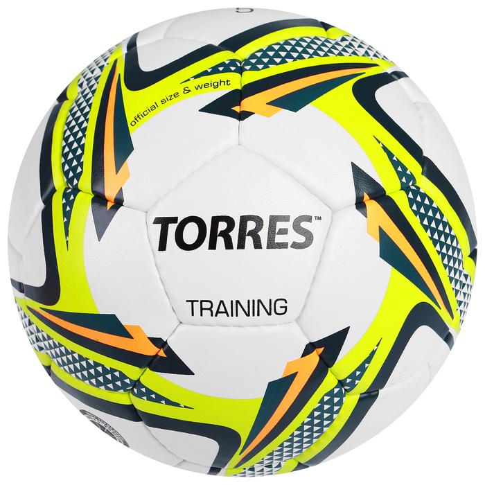 Мяч футбольный Torres Training, F30055, размер 5