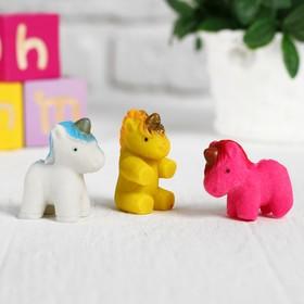 "Растущие игрушки ""Единорог"" 2×6×9 см МИКС"