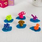 """Растущие игрушки """"Коралл"""" 3,5×4×5 см МИКС"""
