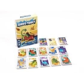 Настольная игра «Дино Твист»