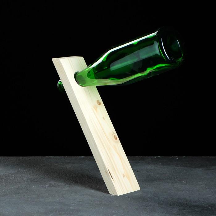 "Подставка под бутылку ""Баланс"", 30 х 7 см, 1 сорт"