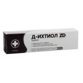 Крем «Д-Ихтиол ZD» для проблемной кожи, 50 мл