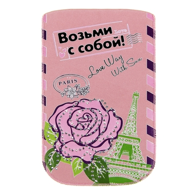 "Чехол для телефона ""Париж"" (формат 5/5С/5S)"