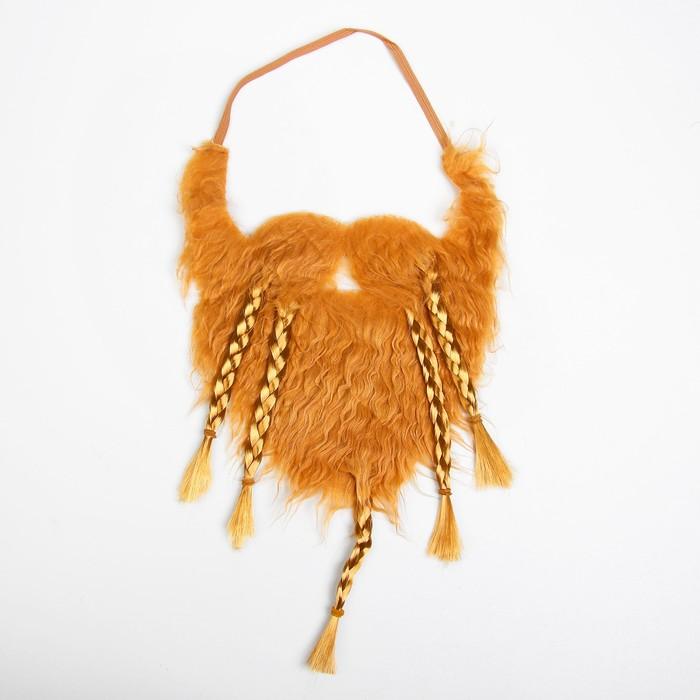 Карнавальная борода «Викинг»