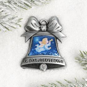 Магнит рождественский «Ангелок»