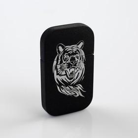 """Lighter e """"Tiger"""", a spiral. USB"""
