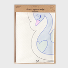 Подушка  «Лебедь», набор для шитья 21 х 34 см - фото 691793