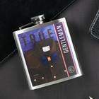 Фляжка «Gentleman», 180 мл - фото 1954655