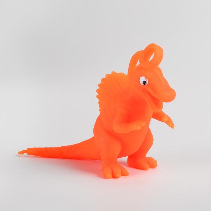 Ёжка световой «Динозаврик», цвета МИКС