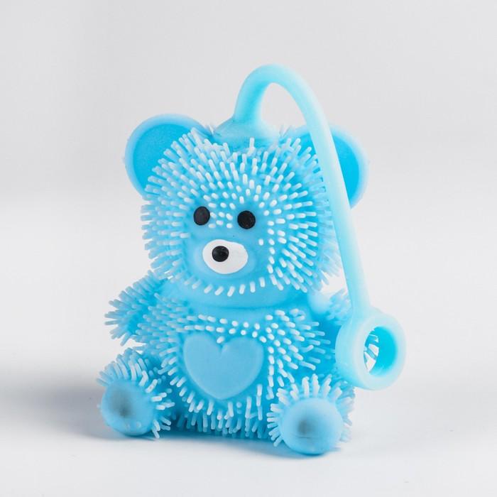 Ёжка световой «Мишка», цвета МИКС